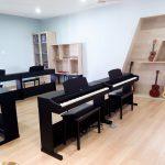 Chính thức mở lớp học nhạc cho trẻ mầm non