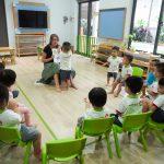 Thông báo về mở lớp Song Ngữ