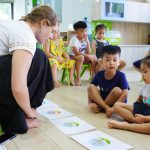 Phát triển ngôn ngữ cho trẻ mầm non toàn diện